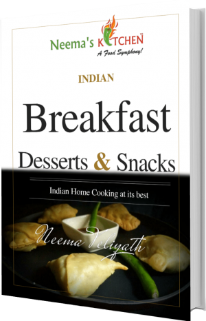 Indian Breakfast Dessert & Snacks